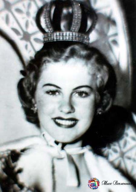 Мисс Вселенная 1952-2010