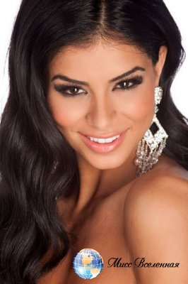 Rima Fakih   Miss USA 2010