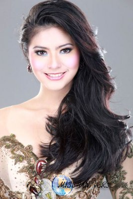 Qory Sandioriva  Miss Indonesia 2010