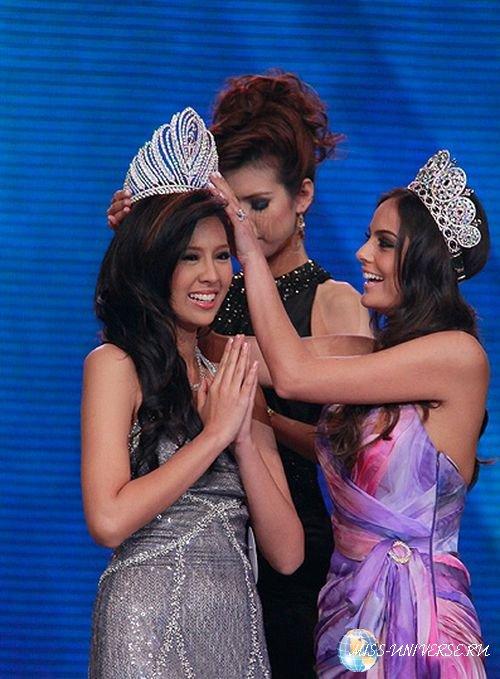 Chanyasorn Sakornchan Miss Thailand 2011 » Мисс Вселенная ... Chanyasorn Sakornchan