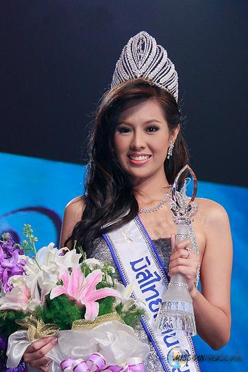 Chanyasorn Sakornchan Miss Thailand 2011Chanyasorn Sakornchan