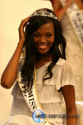 Bokang Montjane  Miss South Africa 2011