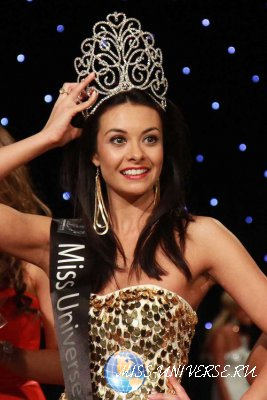 Chloe-Beth Morgan  Miss Great Britain  2011