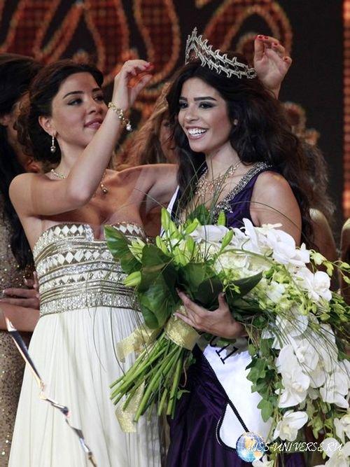 Yara El Khoury-Mikhael Miss Lebanon 2011 » Мисс Вселенная