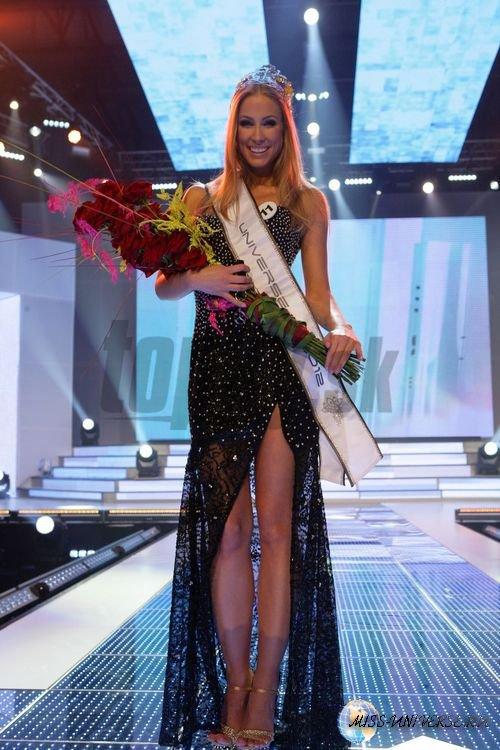 Lubica Stepanova Miss Slovak Republic 2012 » Мисс ... Lubica Stepanova