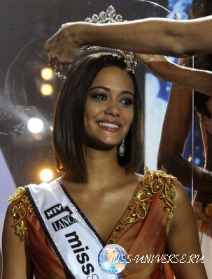 Alina Buchschacher  Miss Switzerland 2012